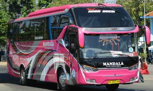 Jadwal Dan Tarif Bus Dari Kebumen Ke Surabaya