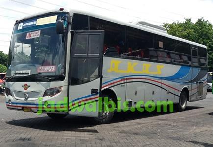 Jadwal Dan Tarif Bus Dari Ponorogo Ke Surabaya