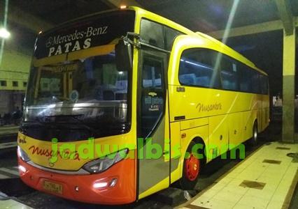 Jadwal Dan Tarif Bus Dari Yogyakarta Ke Semarang