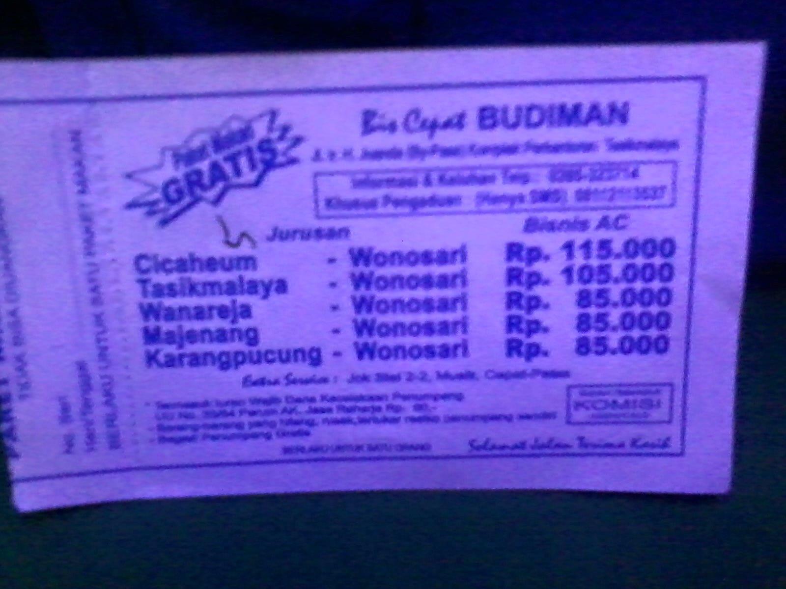 Poster Budiman 1