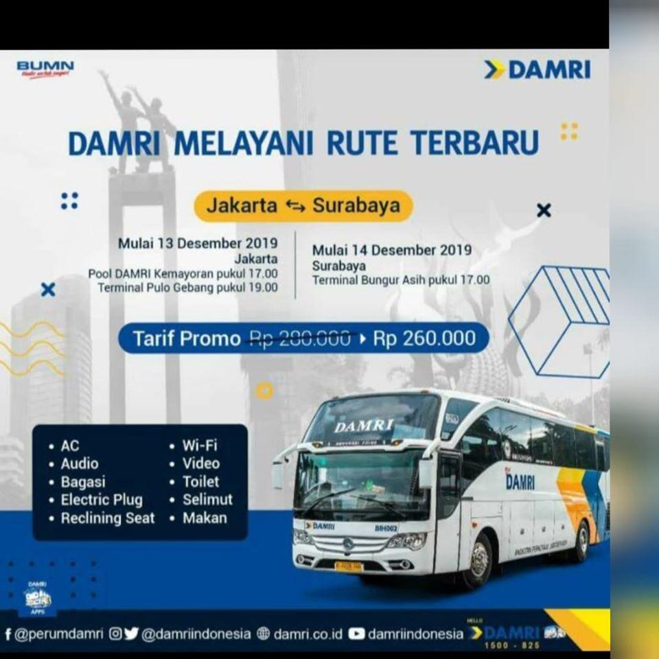 Poster Damri 1